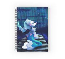 Primarina BG Spiral Notebook