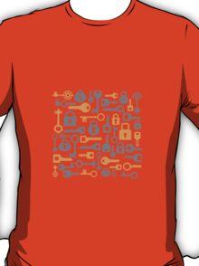 Keys and locks T-Shirt