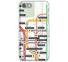 #tagsandthecity / New York iPhone Case/Skin