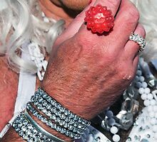 Brighton Pride - Kiss My Ring by Richard Burniston