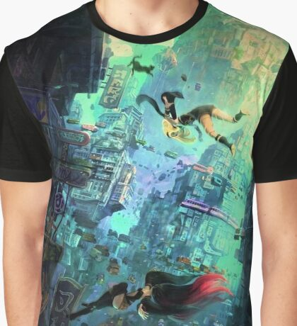 Gravity Rush 2 Graphic T-Shirt