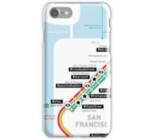 #tagsandthecity / San Francisco iPhone Case/Skin