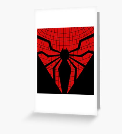 Otto's Spider Greeting Card