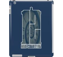 12 and counting... iPad Case/Skin