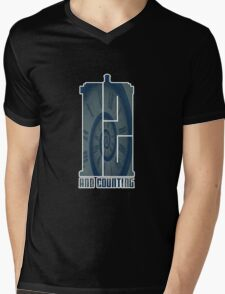 12 and counting... Mens V-Neck T-Shirt