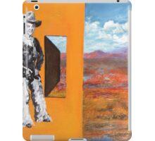 Looking Back iPad Case/Skin
