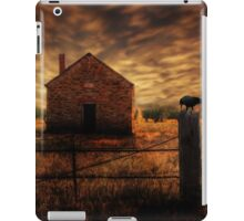 Old Farm House iPad Case/Skin