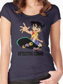 Detective Conan - Conan Women's Fitted Scoop T-Shirt
