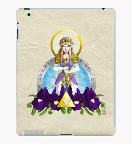 Our Lady of Wisdom iPad Case/Skin