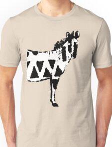 Fancy Zebra Unisex T-Shirt