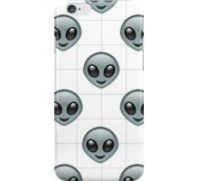 Alien Emoji Phone Case  iPhone Case/Skin
