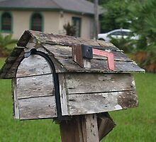 Homemade Mailbox by BCallahan