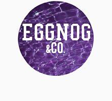 EGGNOG&co. Purple Water. Unisex T-Shirt