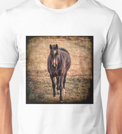Pferd Unisex T-Shirt