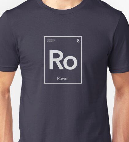 Elemental Rowing - Basic Rower Unisex T-Shirt
