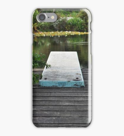 Diving In iPhone Case/Skin