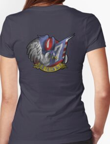 Falcon Tee (Alt) Womens Fitted T-Shirt