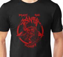 Praise Hail SANTA SLEIGHER Unisex T-Shirt