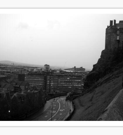 Edinburgh Castle Sticker