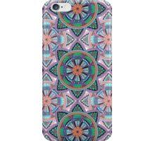 Bohemian Flower Pattern iPhone Case/Skin