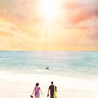 A warm summers day by Melissa Dickson