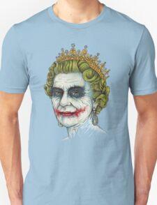 God Save the Villain Unisex T-Shirt