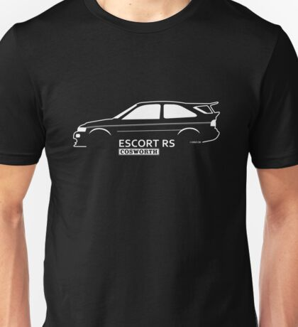 FORD ESCORT RS COSWORTH Unisex T-Shirt