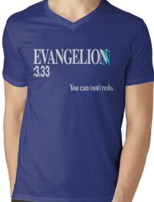 Evangelion 3.33 Title card Mens V-Neck T-Shirt