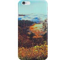 SUNRISE,CLINGMANS DOME iPhone Case/Skin