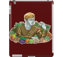 Kieren and Vegetables iPad Case/Skin