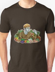 Kieren and Vegetables Unisex T-Shirt
