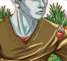 Kieren and Vegetables Sticker