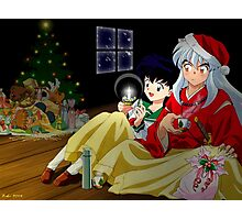 Special Christmas - Inuyasha  Photographic Print