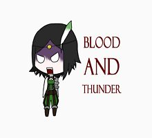 Blood and Thunder Unisex T-Shirt