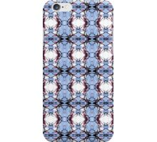 red Malus Radiant crab apple blossoms #8 pattern iPhone Case/Skin