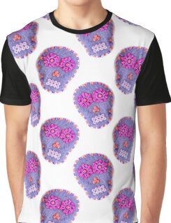 Sugar skulls or Calaveras Graphic T-Shirt