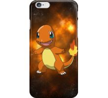 Charmander nebula phone case iPhone Case/Skin