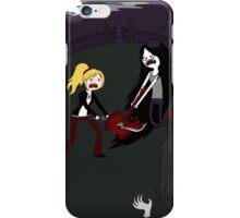 Buffy vs. Marceline iPhone Case/Skin