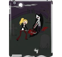 Buffy vs. Marceline iPad Case/Skin
