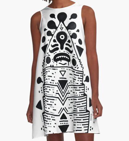 sadoodz A-Line Dress