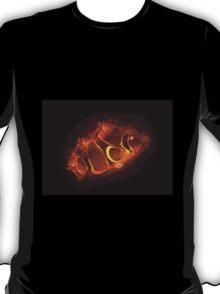 fire clownfish T-Shirt