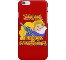 She-Ra, Princess of Power Naps iPhone Case/Skin