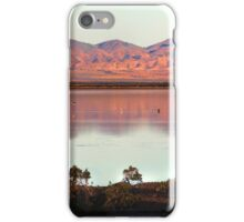 Magic Moments - Evening at the top of the gulf. iPhone Case/Skin