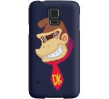 Donkey Kong Pixel Samsung Galaxy Case/Skin