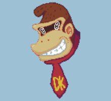 Donkey Kong Pixel Kids Tee