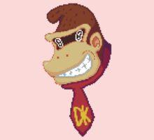 Donkey Kong Pixel Kids Clothes