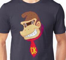 Donkey Kong Pixel Unisex T-Shirt