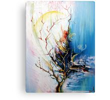 Original Landscape Tree Abstract Painting Modern Contemporary Fine Art  Canvas Print