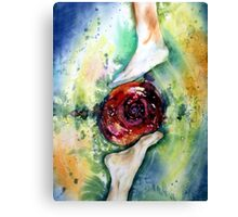 Earth Spirit Abstract Painting Modern Contemporary Fine Art  Canvas Print