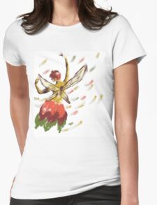 Autumn Fae Womens Fitted T-Shirt